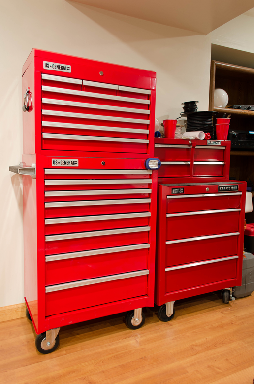 Harbor Freight Roller Cabinet Xylo